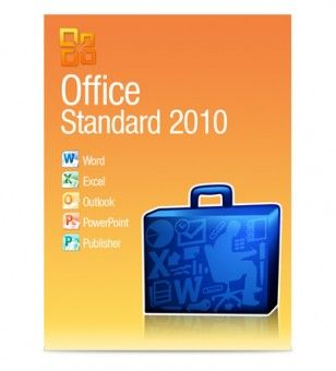 Office Standard 2010 Aktivierungsschlüssel