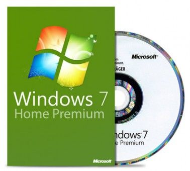 Windows 7 Home Premium 64 Bit - MAR Refurbished
