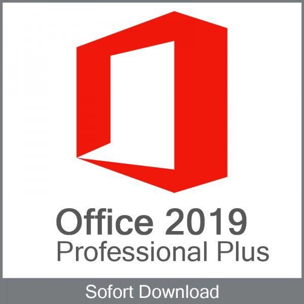 Office Professional Plus 2019 Aktivierungschlüssel